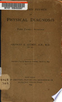 The Applied Physics of Physical Diagnosis Book PDF