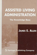 Assisted Living Administration