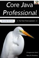 Core Java Professional :
