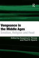 Vengeance in the Middle Ages Pdf/ePub eBook
