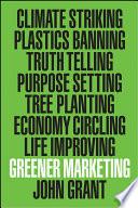 Greener Marketing Book