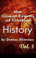 The Great Events of Global History  Vol  3