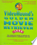 Video Hound's Golden Movie Retriever