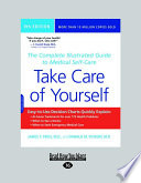 Take Care Of Yourself Large Print 16pt  Book