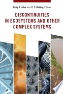 Discontinuities In Ecosystems And Other Complex Systems Book PDF
