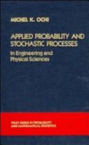 Applied Probability And Stochastic Processes Book PDF