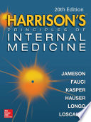 Harrison s Principles of Internal Medicine 20 E  Vol 1   Vol 2   ebook