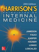 Harrison's Principles of Internal Medicine 20/E (Vol.1 & Vol.2) (ebook) Pdf/ePub eBook