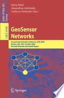 GeoSensor Networks