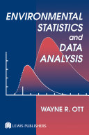 Environmental Statistics and Data Analysis Pdf/ePub eBook