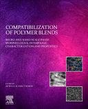 Compatibilization of Polymer Blends Book