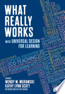 What Really Works With Universal Design for Learning
