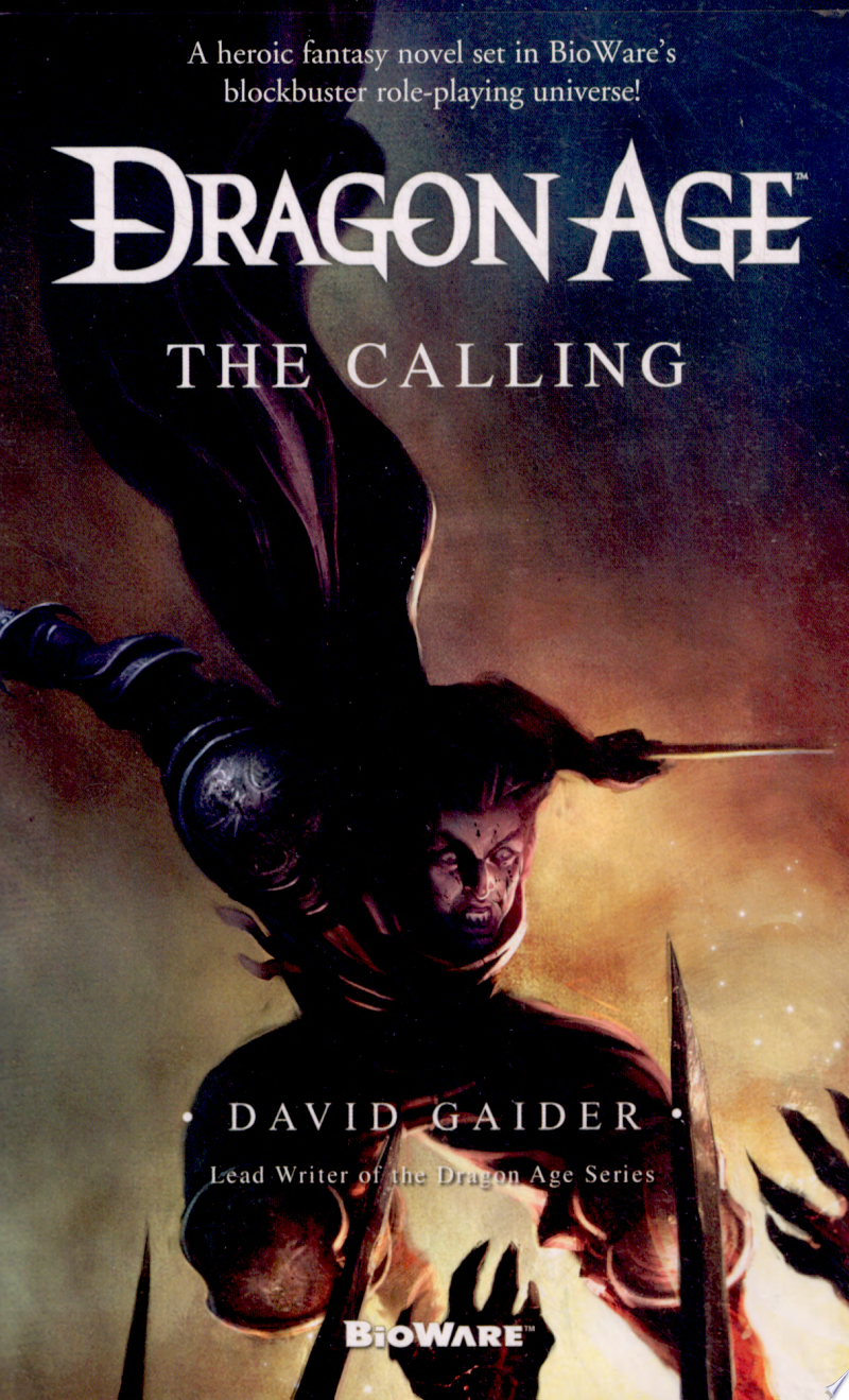 Dragon Age: The Calling banner backdrop