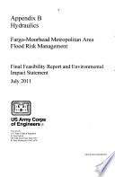 Feasibility Report And Environmental Impact Statement