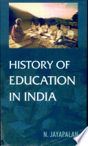 """History of Education in India"" by N. Jayapalan"