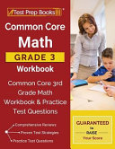 Common Core Math Grade 3 Workbook