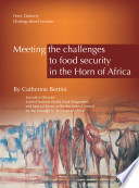 Meeting The Challenges To Food Security In The Horn Of Africa  Fourth Annual Peter Doherty Distinguished Lecture