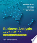 Cover of Business Analysis and Valuation: Using Financial Statements
