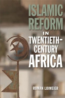 Pdf Islamic Reform in Twentieth-Century Africa Telecharger