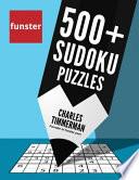 Funster 500+ Sudoku Puzzles