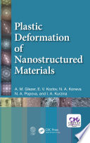 Plastic Deformation of Nanostructured Materials