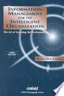 Information Management For The Intelligent Organization