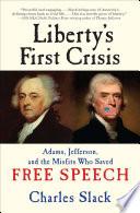 Liberty S First Crisis Book PDF