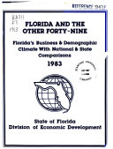 Florida and the Other Forty nine