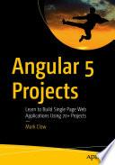 Angular 5 Projects