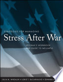 Strategies For Managing Stress After War Book PDF