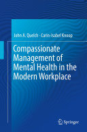 Compassionate Management of Mental Health in the Modern Workplace Pdf/ePub eBook
