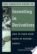 The Complete Guide To Investing In Derivatives Book PDF