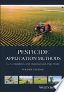 Pesticide Application Methods Book PDF