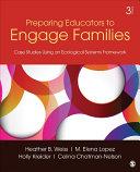 Preparing Educators to Engage Families