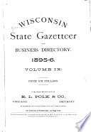 Polk s Wisconsin State Gazetteer and Business Directory