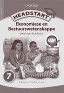 Books - Headstart Ekonomiese & Bestuurswetenskappe Graad 7 Onderwysersgids | ISBN 9780199045075
