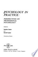 Psychology in Practice