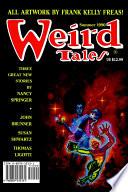 Weird Tales 297  Summer 1990  Book