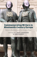 Commemorating Writers in Nineteenth-Century Europe