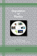 Degradation of Plastics Pdf/ePub eBook