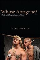 Whose Antigone? [Pdf/ePub] eBook