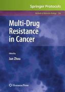Multi Drug Resistance in Cancer