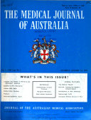 Medical Journal of Australia