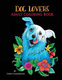 Dog Lover s Adult Coloring Book