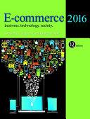 E Commerce 2016 Book