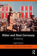 Hitler and Nazi Germany Pdf/ePub eBook