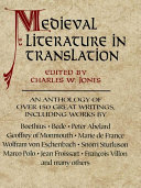 Medieval Literature in Translation