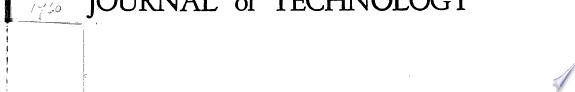 Journal of Technology