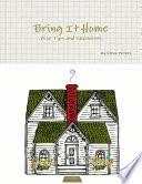 Bring It Home Pdf/ePub eBook