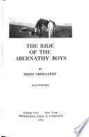 The Ride of the Abernathy Boys by Miles Abernathy PDF
